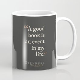 A Good Book... Coffee Mug