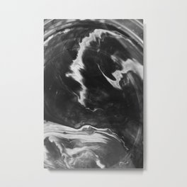 Form Ink No. 27 Metal Print