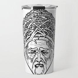 Vignette - Ephraim Moshe Lilien Travel Mug