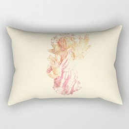 Broken Angel Rectangular Pillow