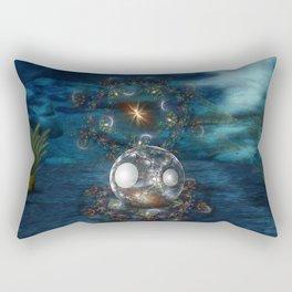 Oyster Bed Rectangular Pillow