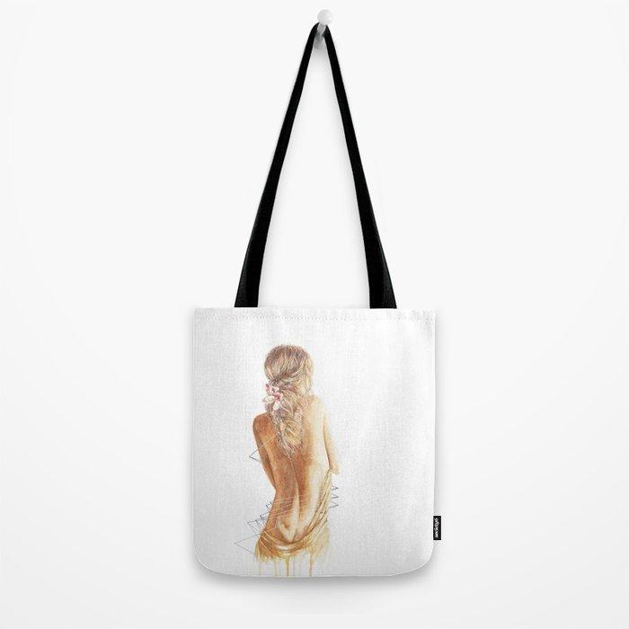 A secret Tote Bag