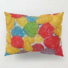 Tasty Cereal Pillow Sham