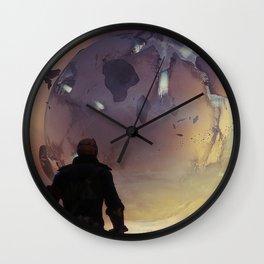 Noble Warlock Wall Clock