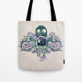 Post Apocalypse Punk Tote Bag