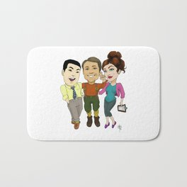 The Forager's Crew Bath Mat