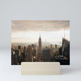 The View II Mini Art Print