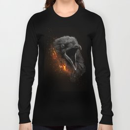 XTINCT x Raven Long Sleeve T-shirt
