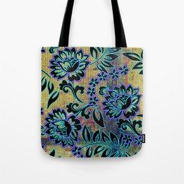 Tiki Dance Tote Bag