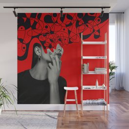 Abstraction - version 6. Wall Mural