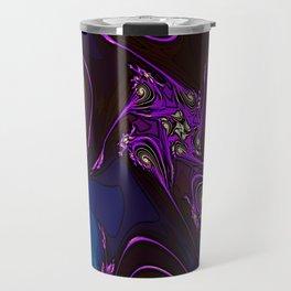 Fractal Magic Travel Mug