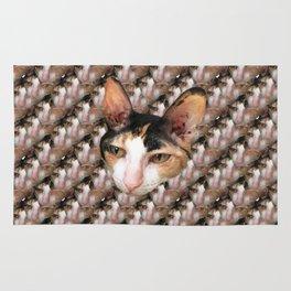my cat (boring edition) Rug