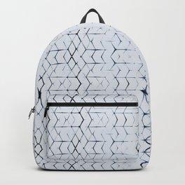 Shibori Diamonds Backpack