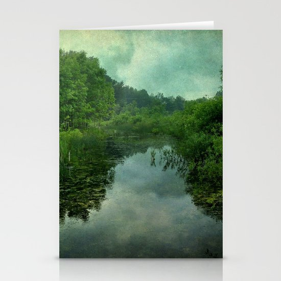Wetland Stationery Cards