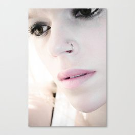 To Think Canvas Print