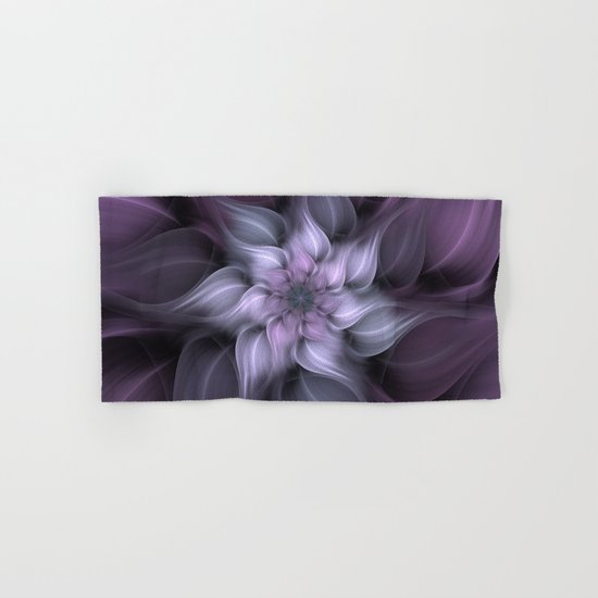 Fractal 4 design Hand & Bath Towel