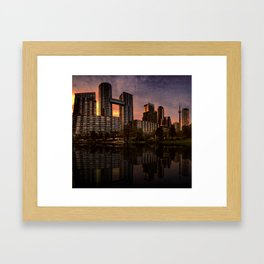 Condos Everywhere Framed Art Print