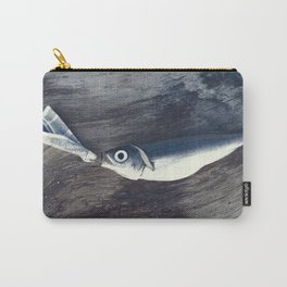 At the Bottom of the Sea Carry-All Pouch