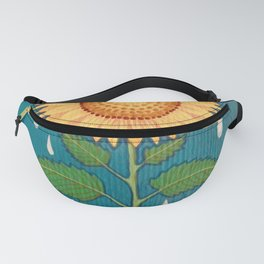 All the flowers of tomorrow Fanny Pack