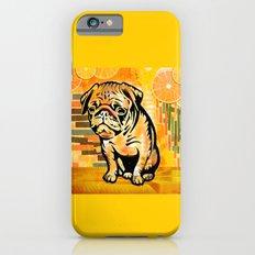 Pug pop art iPhone 6s Slim Case