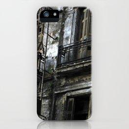 Piraeus I iPhone Case