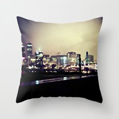 pdx Throw Pillow