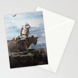 The Dragon Hunter Stationery Cards