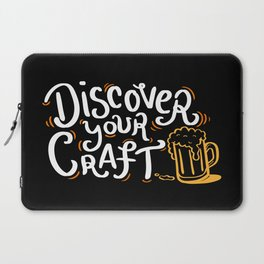 Discover Your Craft - Gift Laptop Sleeve