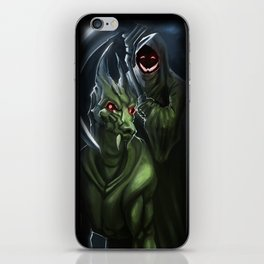 Don't fear the reaper ;D iPhone Skin