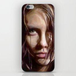 Maggie Rhee - The Walking Dead iPhone Skin