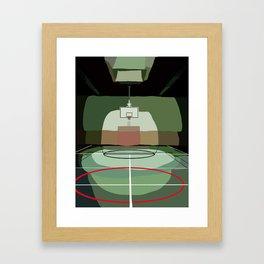 Keep Playing Framed Art Print