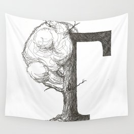 Timtree Wall Tapestry