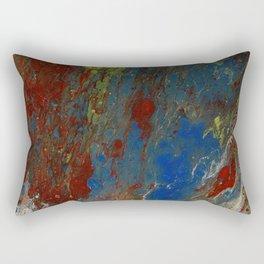 Confetti Rain Rectangular Pillow