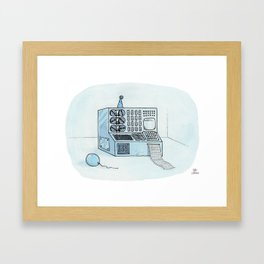 WHAT IS PARTY Framed Art Print