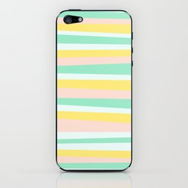 Fun Lines iPhone Skin