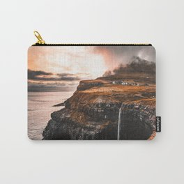 gasadalur at faroe Carry-All Pouch
