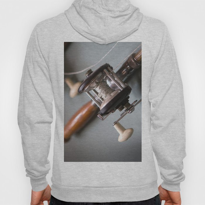 Gone Fishing Hoody