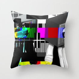 Not Available Nr 2 Throw Pillow