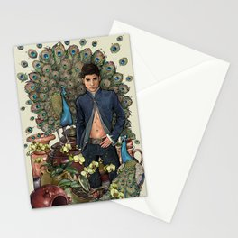 Exotic Fortunes Stationery Cards