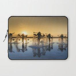 Vietnam Salt Laptop Sleeve