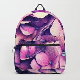 Purple Backpack