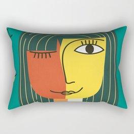 Avangarde music Rectangular Pillow