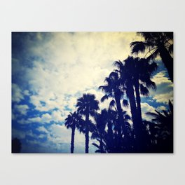 California Afternoon Canvas Print