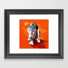 Lucas Fantasy #3 Framed Art Print