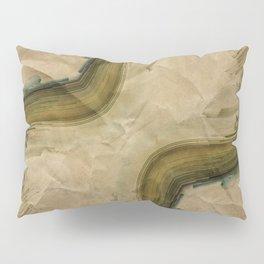 PLANET PIXEL HOURGLASS Pillow Sham
