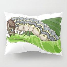 The Smol Hungry Caterpillar (Armyworm) Pillow Sham