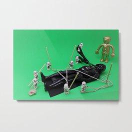 Laissez-Faire Transition Part 4 Metal Print