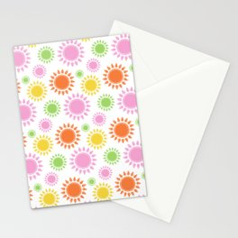 SUNNY SUMMER DAY Stationery Cards