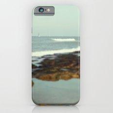 Boat in the sea iPhone 6s Slim Case