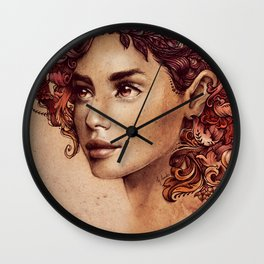 Persephone Wall Clock